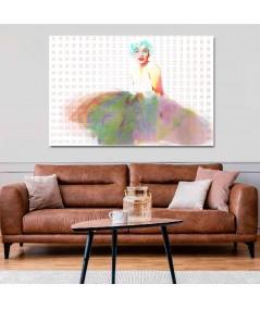 Obraz plakat współczesny Listy do Marilyn Monroe