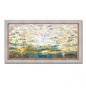 Obraz na płótnie Obraz biały z widokiem Białe nenufary