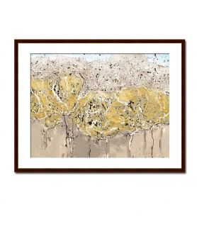 Obraz na płótnie Obraz dzikie kwiaty Złota jesień