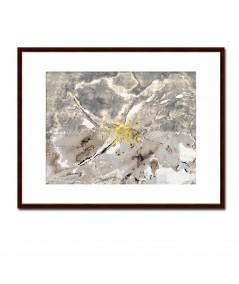 Obraz na płótnie Abstrakcyjny obraz Akwarela kwiaty