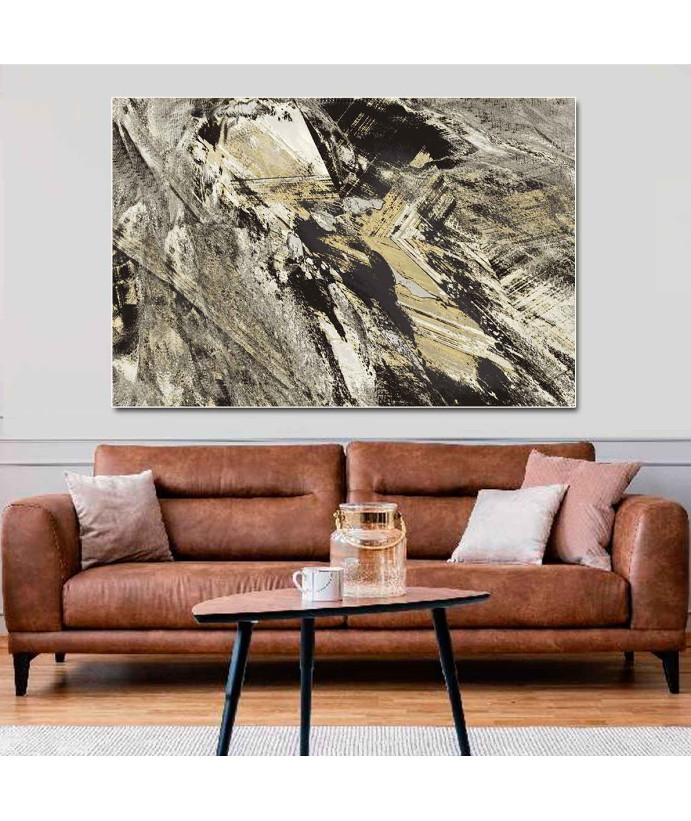 Obraz na płótnie Nowoczesna grafika drukowana na ścianę Wiatr