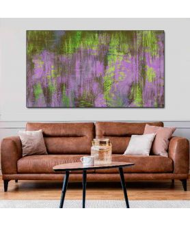 Obraz na płótnie Abstrakcja na ścianę Przyroda