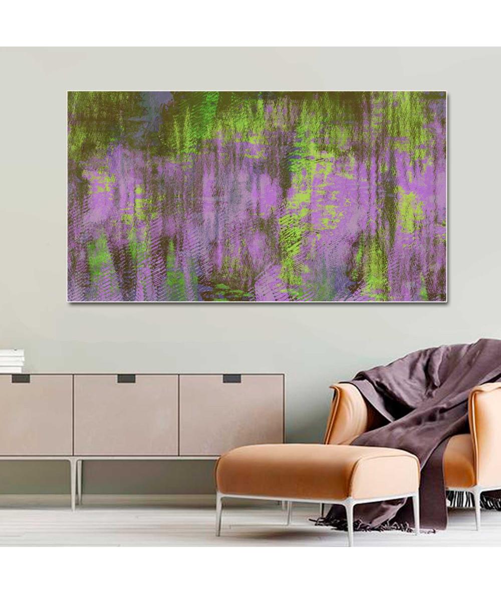 Obraz plakat nowoczesny Abstrakcja na ścianę Przyroda