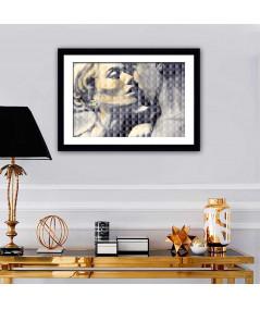 Obraz na płótnie Obraz pocałunek Miłość, obrazy o miłości na ścianę