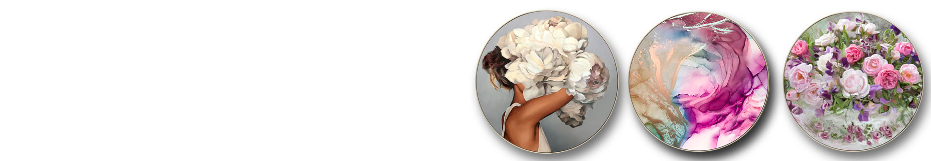 Okrągłe obrazy, grafiki  - zobacz teraz w grafikiobrazy.pl