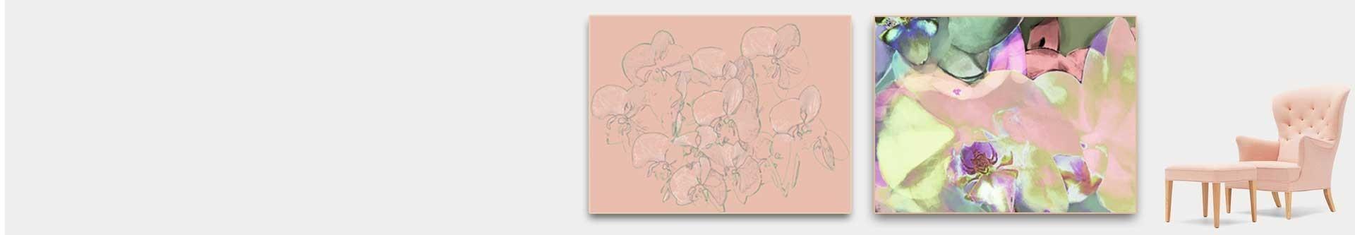 Obrazy storczyki na płótnie, plakaty orchidee • grafikiobrazy.pl
