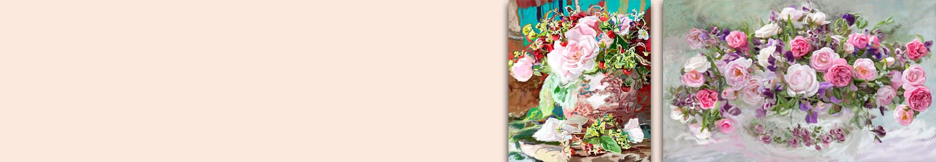 Obrazy róże - kolorowe obrazy i czarno białe - grafikiobrazy.pl