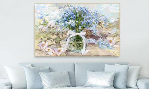Galeria handmade obrazy do salonu