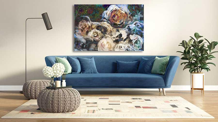 Art deco malarstwo obrazy - Grafiki Obrazy