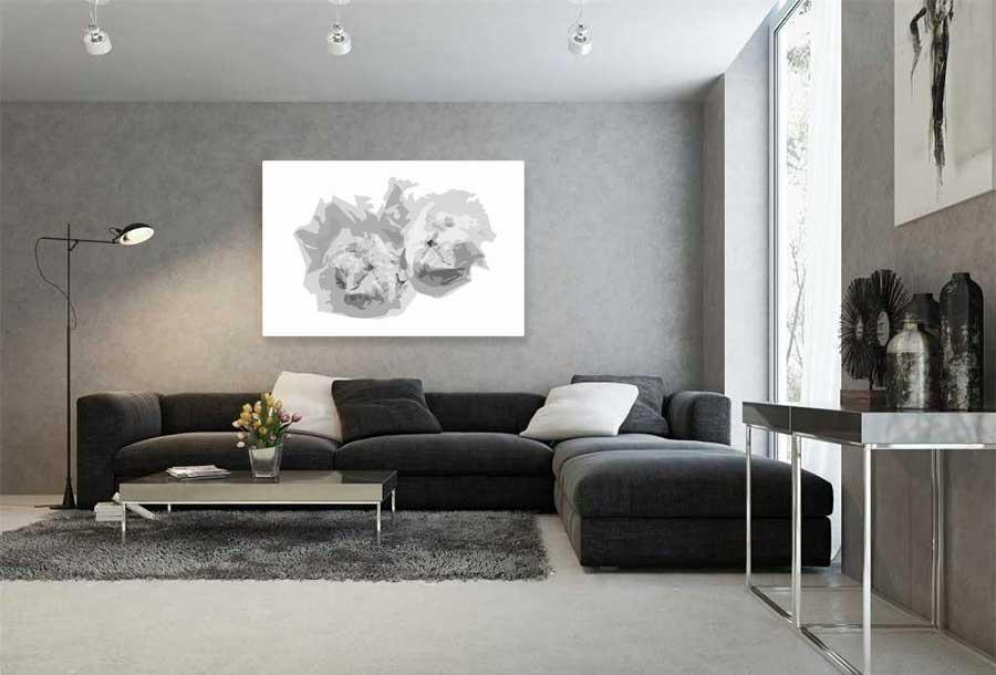 Obrazy biało czarne - GrafikiObrazy.pl