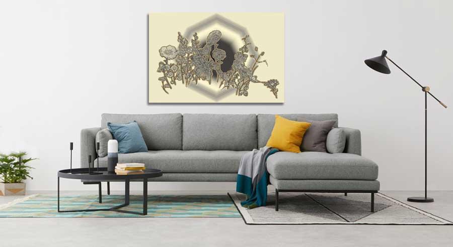 Obrazy minimalistyczne, obrazki minimalistyczne - Grafiki Obrazy
