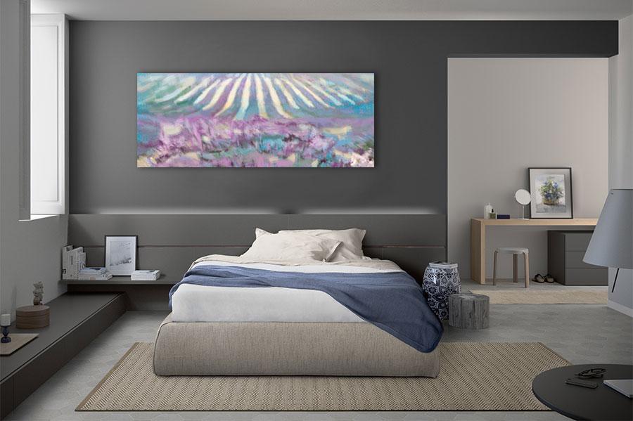 Obraz 150x60 na ścianę do sypialni - GrafikiObrazy.pl