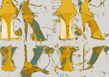 Obrazy plakaty buty szpilki - GrafikiObrazy.pl