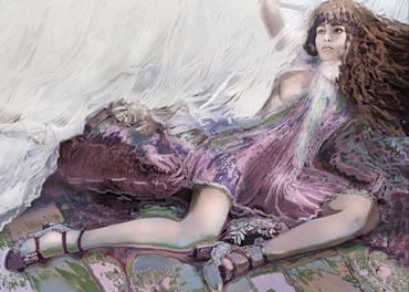obrazy plakaty kobieta -GrafikiObrazy.pl