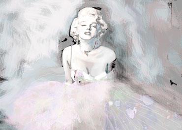 Obrazy plakaty Marilyn Monroe - GrafikiObrazy.pl