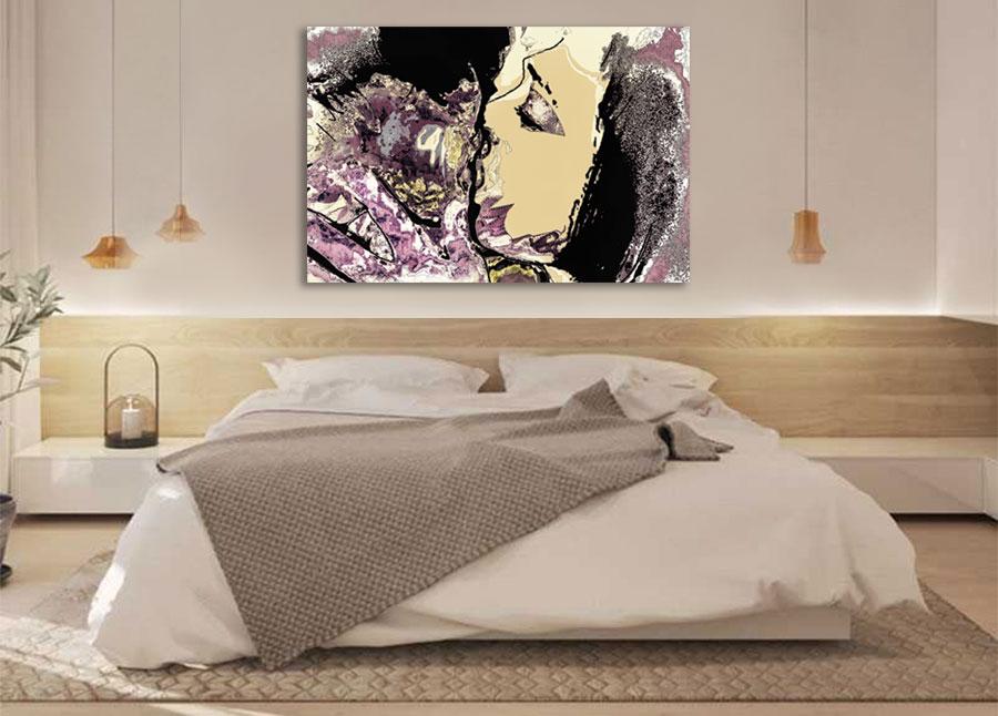 Obrazy do sypialni nowoczesne i piękne - GrafikiObrazy.pl