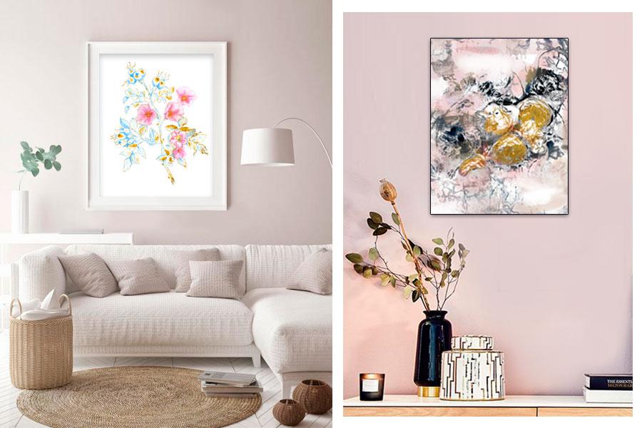 Obrazy kwiaty róże -GrafikiObrazy.pl