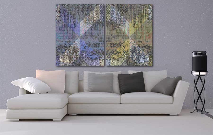 Obrazy nowoczesne abstrakcje - Grafiki Obrazy