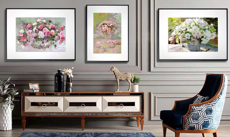 Plakaty do salonu - Grafiki Obrazy