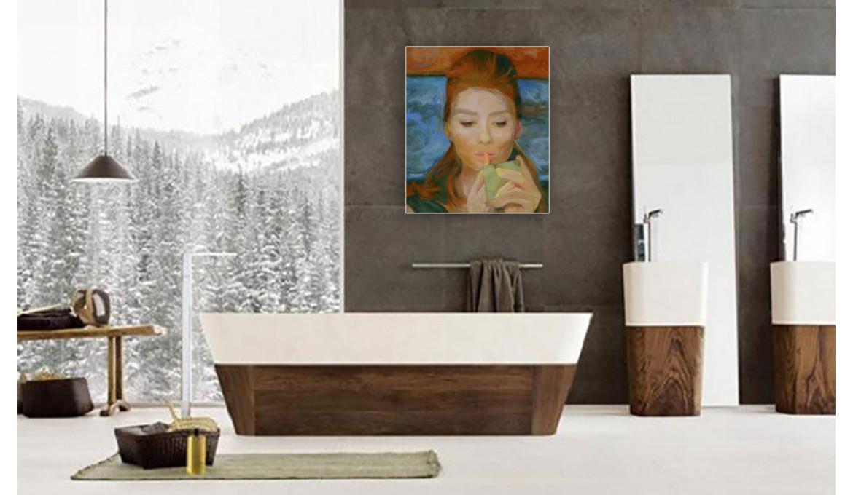 Jaki obraz do łazienki